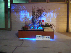 花と灯りのページェント
